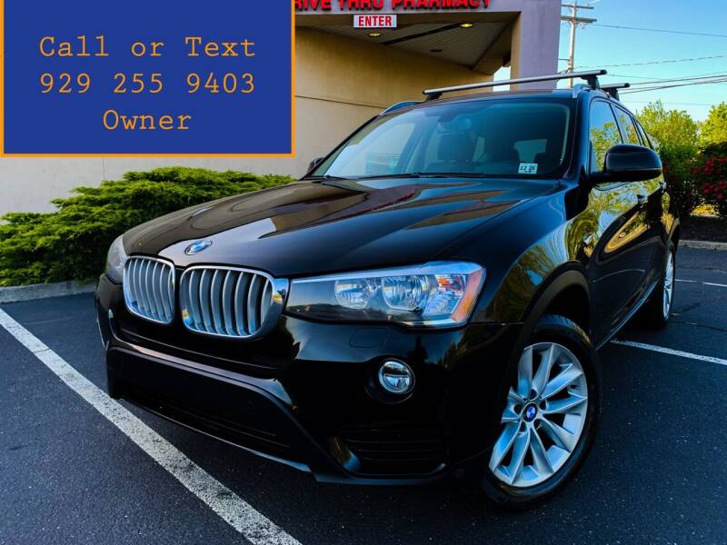 2016 BMW X3 for sale at Ultimate Motors in Port Monmouth NJ