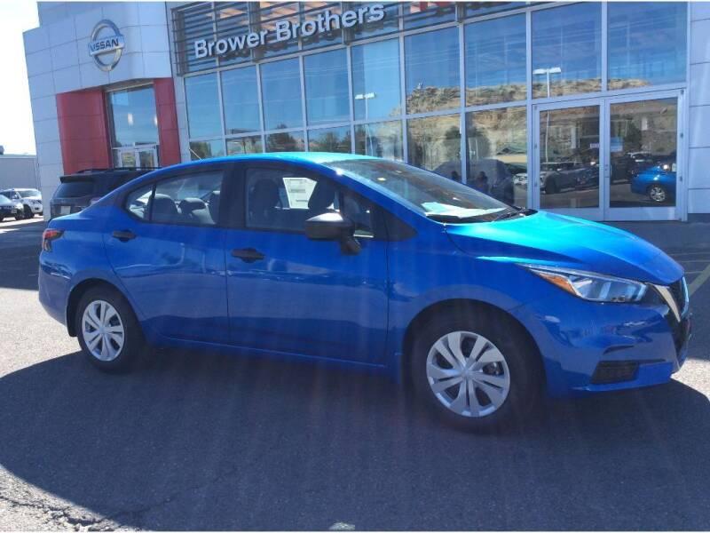 2021 Nissan Versa for sale in Rock Springs, WY