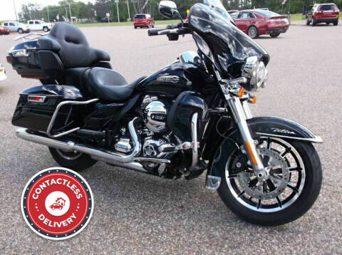2015 Harley Davidson Ultra Classic for sale at West Side Service in Auburndale WI