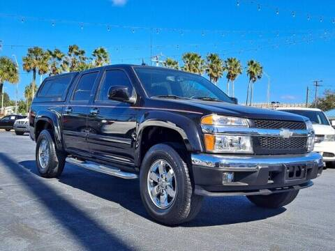2010 Chevrolet Colorado for sale at Select Autos Inc in Fort Pierce FL
