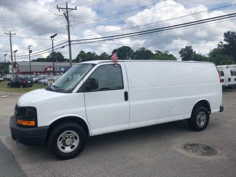 2012 Chevrolet Express Cargo for sale at Mega Autosports in Chesapeake VA