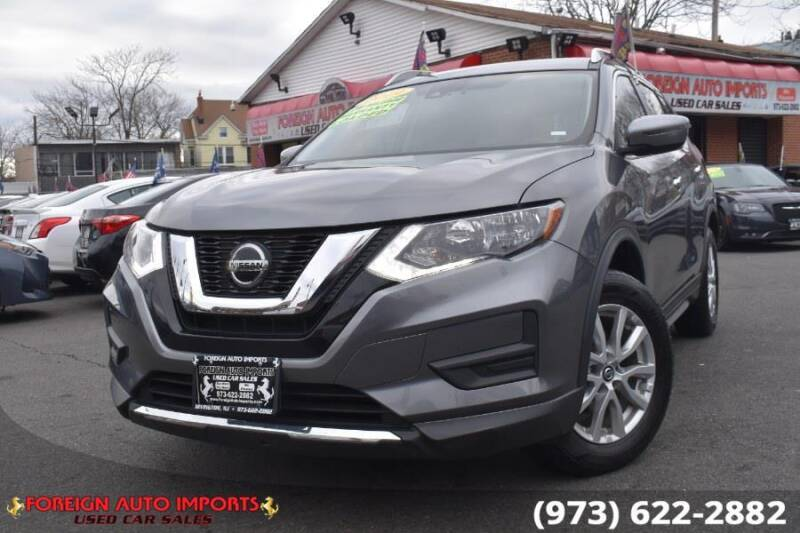 2019 Nissan Rogue for sale at www.onlycarsnj.net in Irvington NJ