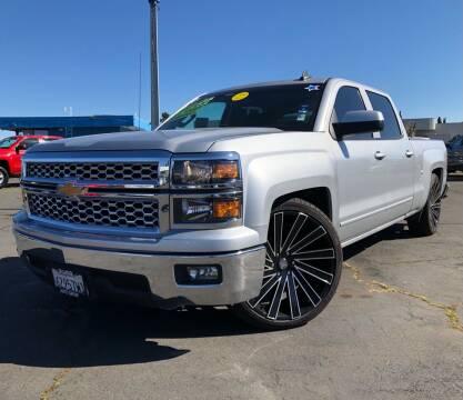 2015 Chevrolet Silverado 1500 for sale at LUGO AUTO GROUP in Sacramento CA