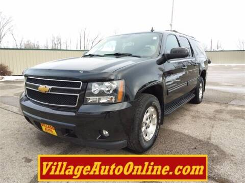 2012 Chevrolet Suburban for sale at Village Auto in Green Bay WI