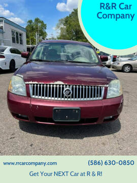 2006 Mercury Montego for sale at R&R Car Company in Mount Clemens MI