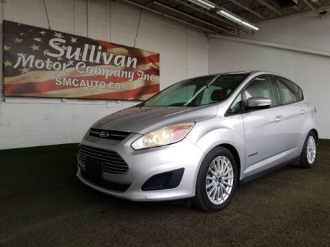 2014 Ford C-MAX Hybrid for sale at SULLIVAN MOTOR COMPANY INC. in Mesa AZ