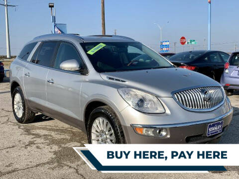 2011 Buick Enclave for sale at Stanley Automotive Finance Enterprise - STANLEY DIRECT AUTO in Mesquite TX