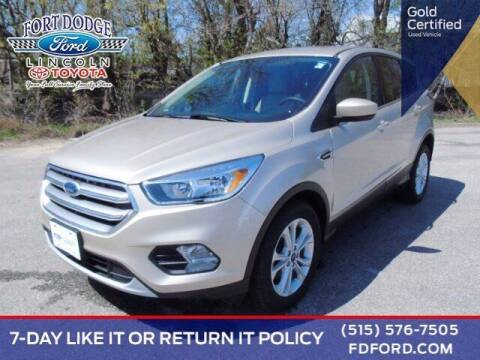 2017 Ford Escape for sale at Fort Dodge Ford Lincoln Toyota in Fort Dodge IA