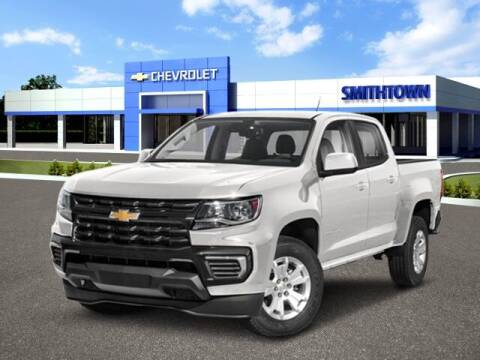2021 Chevrolet Colorado for sale at CHEVROLET OF SMITHTOWN in Saint James NY