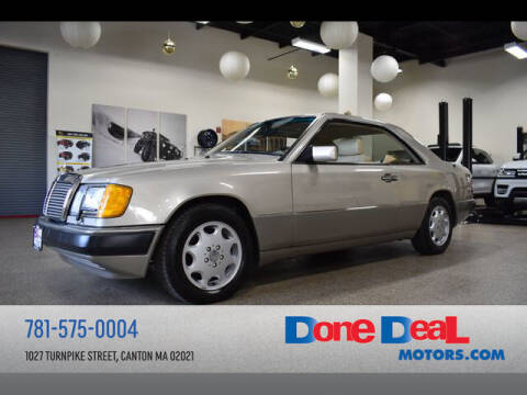 1991 Mercedes-Benz 300-Class for sale at DONE DEAL MOTORS in Canton MA