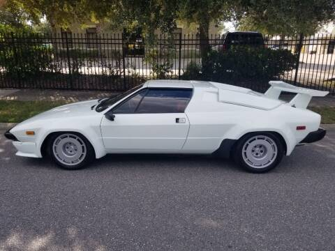 1985 Lamborghini Jalpa for sale at Monaco Motor Group in Orlando FL