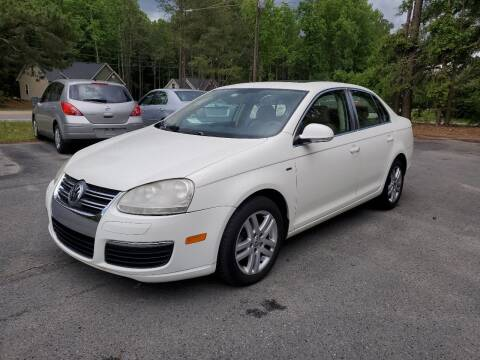 2007 Volkswagen Jetta for sale at Tri State Auto Brokers LLC in Fuquay Varina NC