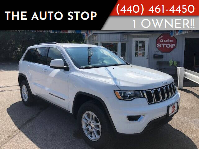 2020 Jeep Grand Cherokee for sale at The Auto Stop in Painesville OH
