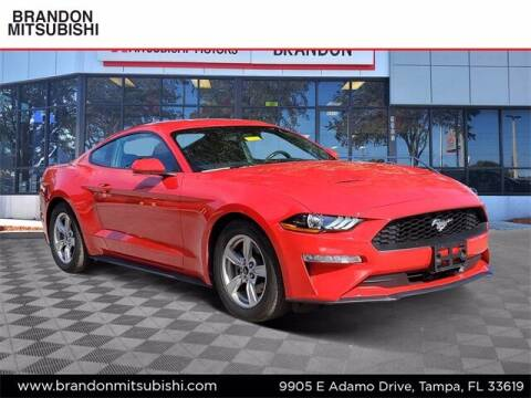 2020 Ford Mustang for sale at Brandon Mitsubishi in Tampa FL