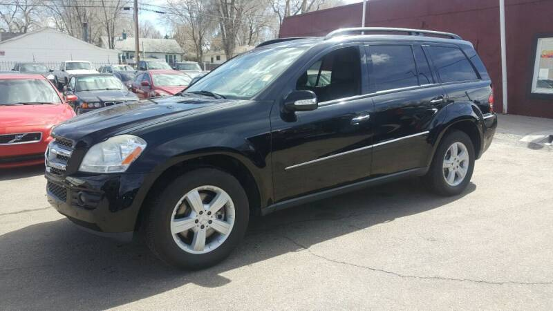 2007 Mercedes-Benz GL-Class for sale at B Quality Auto Check in Englewood CO