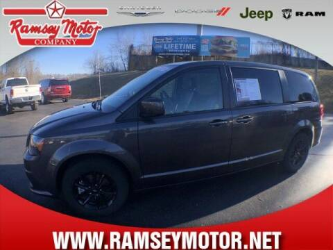 2020 Dodge Grand Caravan for sale at RAMSEY MOTOR CO in Harrison AR