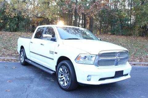 2014 RAM Ram Pickup 1500 for sale at El Patron Trucks in Norcross GA