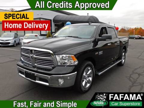 2018 RAM Ram Pickup 1500 for sale at FAFAMA AUTO SALES Inc in Milford MA