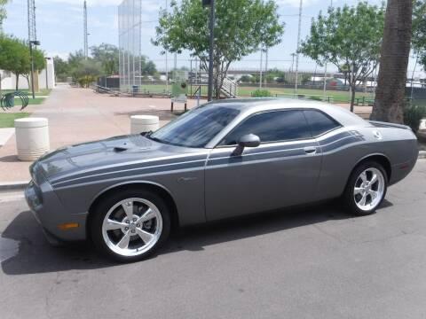 2012 Dodge Challenger for sale at J & E Auto Sales in Phoenix AZ