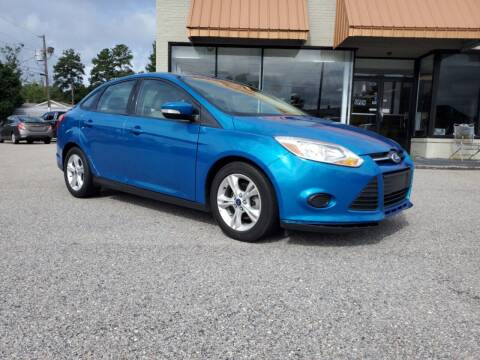 2014 Ford Focus for sale at Ron's Used Cars in Sumter SC