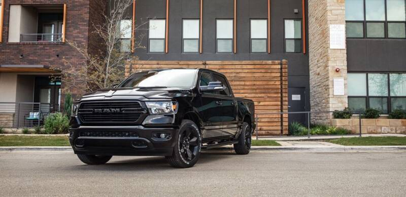 2021 RAM Ram Pickup 1500 for sale at Xclusive Auto Leasing NYC in Staten Island NY