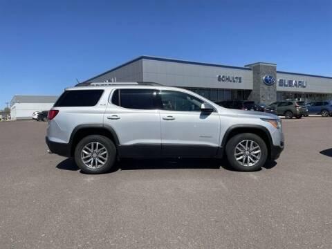 2018 GMC Acadia for sale at Schulte Subaru in Sioux Falls SD