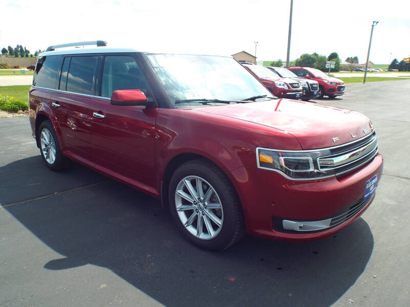 2015 Ford Flex for sale at G & K Supreme in Canton SD