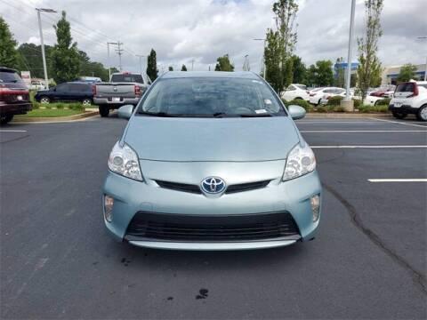 2015 Toyota Prius for sale at Lou Sobh Kia in Cumming GA