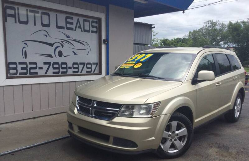2011 Dodge Journey for sale at AUTO LEADS in Pasadena TX