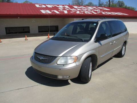 2003 Chrysler Town and Country for sale at DFW Auto Leader in Lake Worth TX