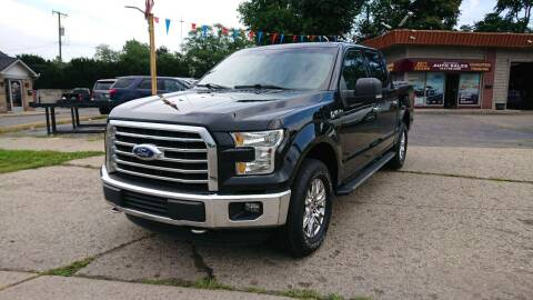 2015 Ford F-150 for sale at Lamarina Auto Sales in Dearborn Heights MI
