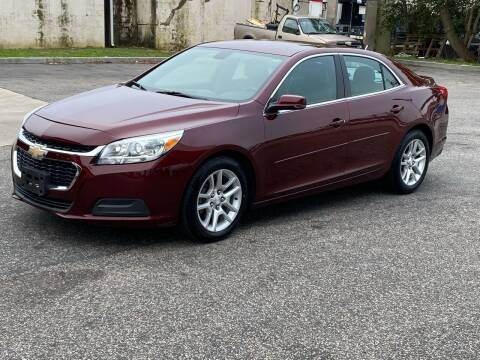 2015 Chevrolet Malibu for sale at 1020 Route 109 Auto Sales in Lindenhurst NY