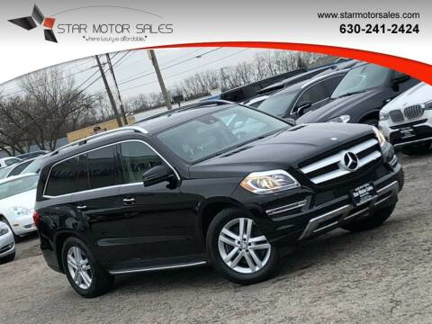 2013 Mercedes-Benz GL-Class for sale at Star Motor Sales in Downers Grove IL