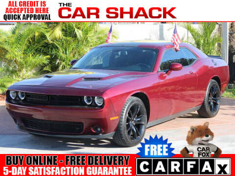 2018 Dodge Challenger for sale at The Car Shack in Hialeah FL
