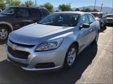 2015 Chevrolet Malibu for sale at Hotline 4 Auto in Tucson AZ