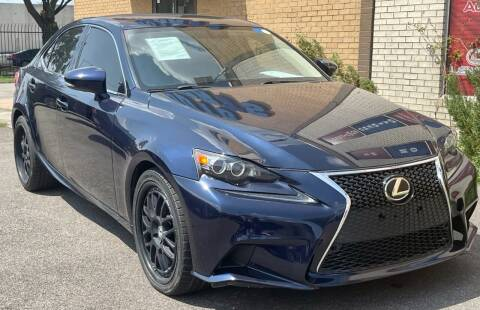 2015 Lexus IS 250 for sale at Auto Imports in Houston TX