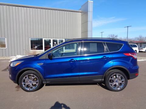2015 Ford Escape for sale at Herman Motors in Luverne MN