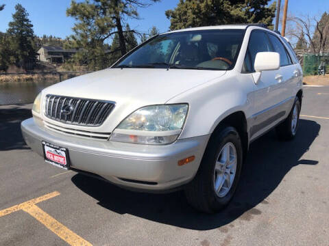 2002 Lexus RX 300 for sale at Local Motors in Bend OR