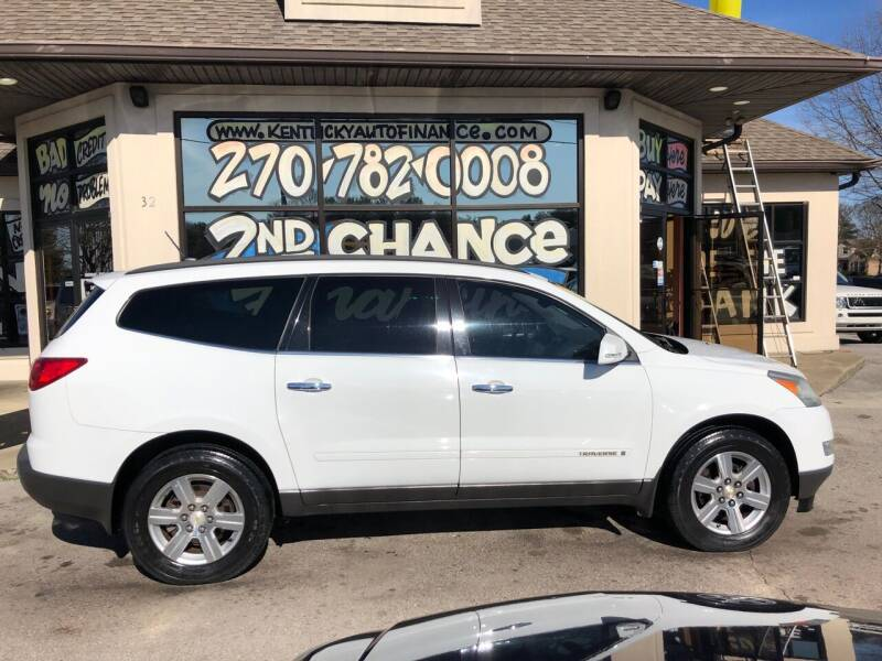 2009 Chevrolet Traverse for sale at Kentucky Auto Sales & Finance in Bowling Green KY