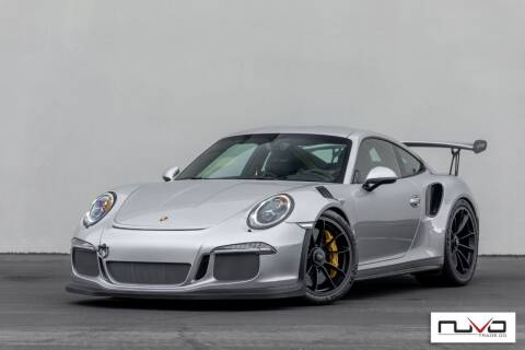 2016 Porsche 911 for sale at Nuvo Trade in Newport Beach CA
