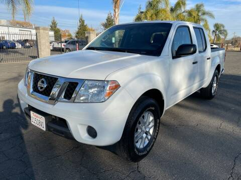 2015 Nissan Frontier for sale at Moun Auto Sales in Rio Linda CA