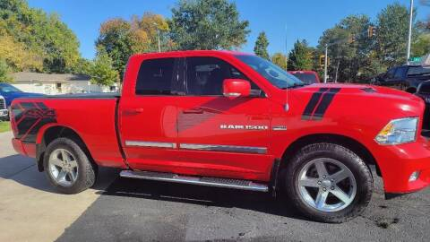 2011 RAM Ram Pickup 1500 for sale at JR Auto in Brookings SD