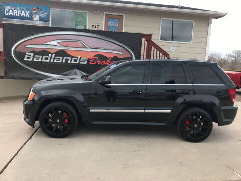 2008 Jeep Grand Cherokee for sale at Badlands Brokers in Rapid City SD
