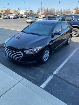 2018 Hyundai Elantra for sale at COYLE GM - COYLE NISSAN - New Inventory in Clarksville IN