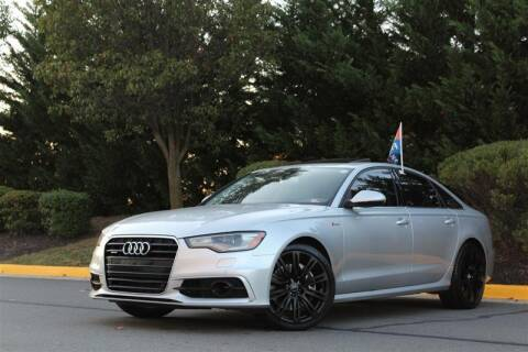 2013 Audi A6 for sale at Quality Auto in Manassas VA