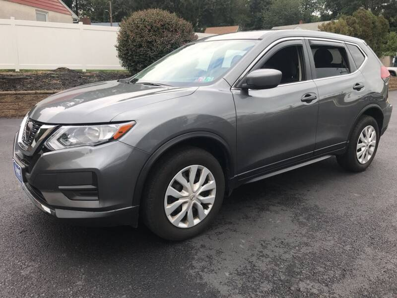 2018 Nissan Rogue for sale at CARSTORE OF GLENSIDE in Glenside PA