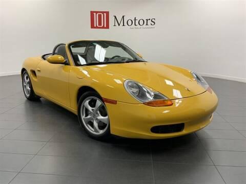2001 Porsche Boxster for sale at 101 MOTORS in Tempe AZ