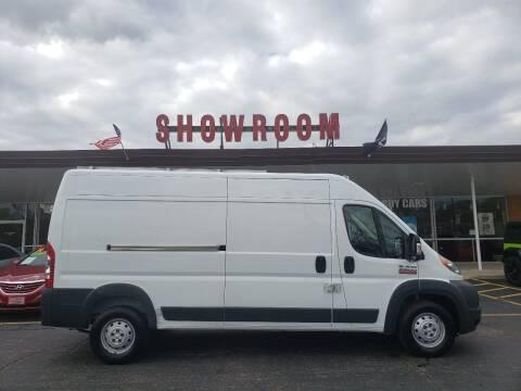 2016 RAM ProMaster Cargo for sale at Premium Motors in Villa Park IL