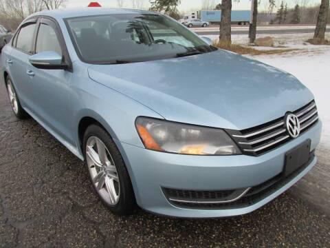 2012 Volkswagen Passat for sale at Buy-Rite Auto Sales in Shakopee MN