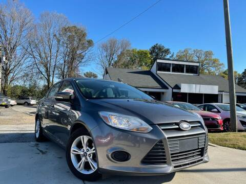 2014 Ford Focus for sale at Alpha Car Land LLC in Snellville GA